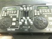 GEM SOUND DJ Equipment CDM-150 MIXER